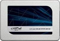 Un disque SSD Crucial MX300